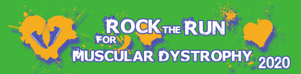 Rock the Run for MDA registration logo