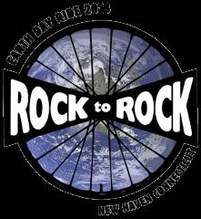 Rock to Rock Earth Day Bike Ride registration logo