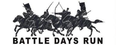 Rosalia Battle Days Run registration logo