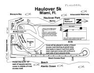 Rotary Club of Bal Harbour 5K Race/Walk registration logo