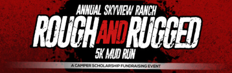 Rough and Rugged Race registration logo