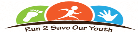 Run 2 Save Our Youth registration logo