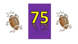 RUN 4 SEVENTY FIVE registration logo