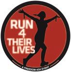 Run 4 Their Lives Uganda Summer Virtual Challenge registration logo
