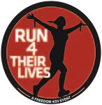 Run 4 Their Lives Virtual/Uganda 5K registration logo