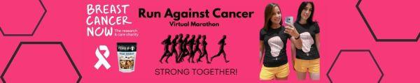Run Against Breast Cancer Virtual Race registration logo