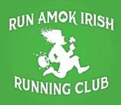 Run Amok 5K Dash registration logo