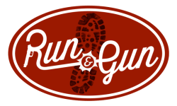 Run & Gun - Spokane WA registration logo