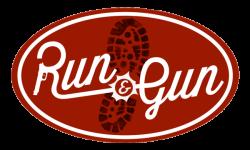 Run & Gun - Spokane WA registration logo