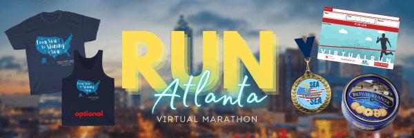 Run Atlanta Hybrid Race registration logo