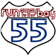 Run Away To the Bay registration logo