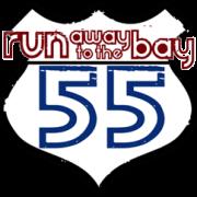 Run Away To the Bay registration logo
