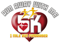Run Away with Me  registration logo