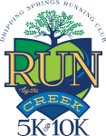 Run by the Creek registration logo
