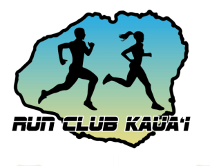 Run Club Kauai Middle School Championship registration logo