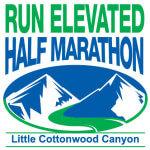 Run Elevated Half Marathon registration logo