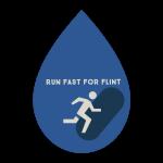 Run Fast For Flint registration logo