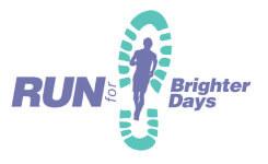 Run for Brighter Days registration logo