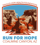 Run for Hope 10K - Coalmine Canyon registration logo