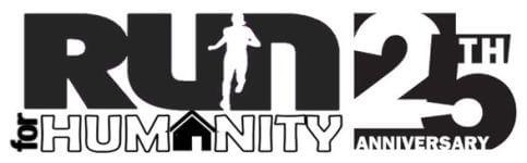 Run for Humanity registration logo