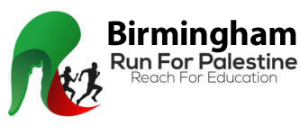 Run for Palestine Reach for Education Birmingham, AL registration logo