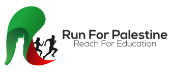 Run for Palestine Reach for Education Little Rock, AR registration logo