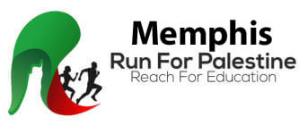 Run for Palestine Reach for Education Memphis, TN registration logo
