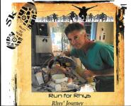 Run For Rhys registration logo