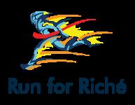 Run for Riche registration logo