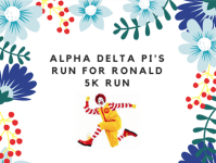 Run for Ronald registration logo