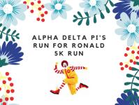 Run for Ronald registration logo