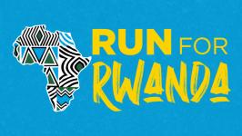 Run For Rwanda 5K & 1.5 Mile Fun Run registration logo