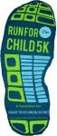 Run For the Child registration logo