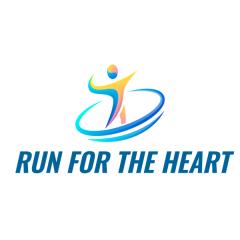 Run For The Heart registration logo