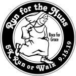 Run for the Nuns registration logo
