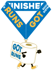 Run For The Roll  registration logo