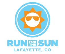 Run for the Sun 5k registration logo