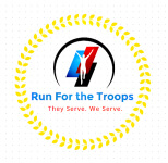 Run for the Troops 5k registration logo