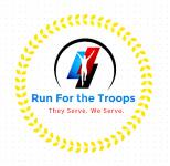 Run for the Troops 5k registration logo
