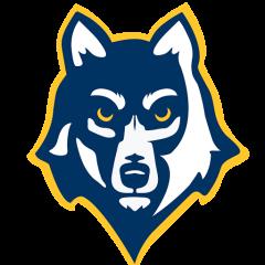 Run for the Wolves registration logo