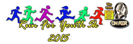 Run For Youth Communications registration logo