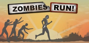 Run From Zombies Fun Run registration logo