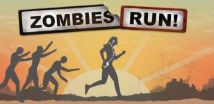 Run From Zombies Fun Run registration logo