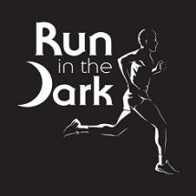 Run in the Dark - Celebration in the Park registration logo