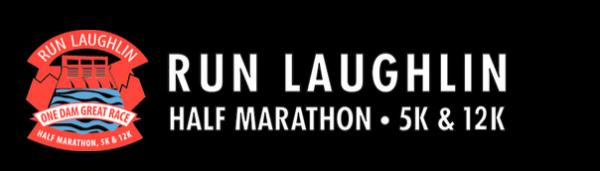 Run Laughlin Half Marathon, 5K & 12K registration logo