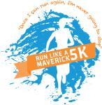 Run Like a Maverick 5K & Pankcake Breakfast registration logo