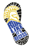 Run Like It's Recess 5K registration logo