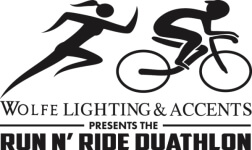 Run n' Ride Duathlon registration logo