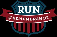 Run Of Remembrance registration logo