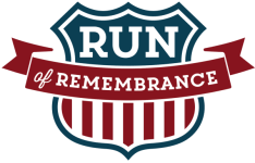 Run Of Remembrance registration logo
